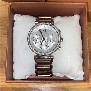 Coach Silver womens watch
